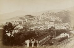 1892 - Vintimille. Photographe : Jean Giletta