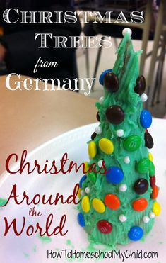 Christmas Around the World – 3 German Christmas Traditions ~ HowToHomeschoolMyChild.com