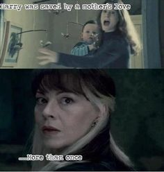 Lily Potter & Narcissa Malfoy