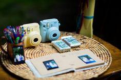 Instax Camera guestbook!