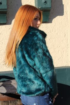 Clare of When In Manhattan in the Glamorous Furred Lines Faux Fur Jacket || Get the coat: http://www.nastygal.com/clothes-outerwear-faux-fur/glamorous-furred-lines-faux-fur-jacket?utm_source=pinterest&utm_medium=smm&utm_term=ngdib&utm_content=nasty_gals_do_it_better&utm_campaign=pinterest_nastygal