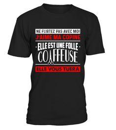 # Ne flirtez pas avec moi .  Edition Limitée - Coiffeur Montrez à tout le monde que vous êtes fier d'être Coiffeur avec ce tee-shirt en édition limitée. Seulement disponible pour uneDUREE LIMITEE,alors achetez-le AUJOURD'HU ! Si vous achetez 2 tee-shirts ou plus ( faites un cadeau à un de vos amis ou un de vos collègues),vous économiserez sur les frais d'expédition. QUALITE GARANTIE + PAIEMENT SECURISE via PAYPAL VISA MASTERCARD