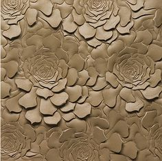 Helen Amy Murray's Textured Leather Upholstery- Incredible!