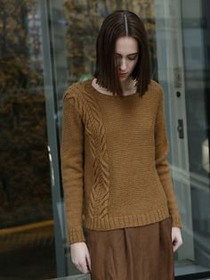 Ravelry: Parkview pattern by Norah Gaughan