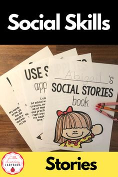 Editable expectation social stories resources to support teachers with reinforcing the rules and expectations of their classrooms AND to support positive student behavior. Explicitly teach expectations and what to do opposed to what not to do to decrease problem behaviors. Teach your students the expected classroom behaviors with posters and student book. #classroommanagement Student Behavior, Classroom Behavior, Classroom Management, Calm Classroom, Classroom Environment, Classroom Expectations Poster, Voice Level Charts, Math Tools, Think Happy Thoughts