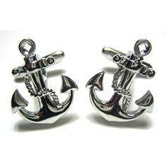 Anchor Cuff-link