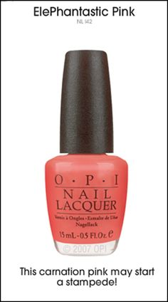 If it's gloomy and rainy outside perfect excuse to treat her to this gorgeous Opi nail varnish!
