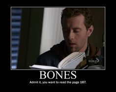 You are watching the movie Bones on Putlocker HD. A scientist with an 'uncanny ability to read clues left behind in a victim's bones' solves murders in a procedural series inspired by real-life forensic Bones Memes, Bones Quotes, Bones Tv Series, Bones Tv Show, Bones Booth And Brennan, Fandoms, Dont Call Me, Great Tv Shows, Funny Tattoos