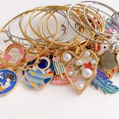 Colorful Bracelets, Handmade Accessories, Charmed, Jewelry, Jewlery, Jewerly, Schmuck, Jewels, Jewelery