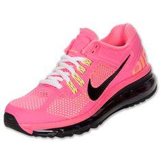 fe65e3258f0e29 Girls  Grade School Nike Air Max 2013 Running Shoes