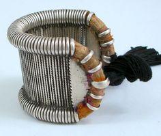 Ethnic cuff bracelet |