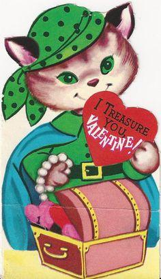 967 Best Valentines Cards Images Vintage Valentine Cards