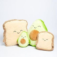 Please note that the sent date beside each item indicates when that specific item is due to be dispatched from our warehouse. If you order multiple items they will be sent together. That means we will wait until your full order is available and in-stock to dispatch. Avo a look at this! The Oodie Pillows are an adorable pack of two pillows in an avocado and toast design. They make the perfect gift for a loved one or even yourself. These fun pillow toys will brighten up your home and put a… Cute Avocado, Wearable Blanket, Cute Stuffed Animals, Best Pillow, Fidget Toys, Cute Toys, Take A Nap, My New Room, Plushies