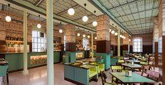 » Viagem: Restaurante Wes Anderson, Milão
