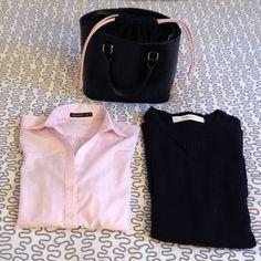 Esta semana está siendo en negro y rosa... Cuando me da por unos colores... ⚫️⚫️ #ideassoneventos #imagenpersonal #imagen #moda #ropa #looks #vestir #wearingtoday #hoyllevo #fashion #outfit #ootd #style #tendencias #fashionblogger #personalshopper #blogger #me #lookoftheday #streetstyle #outfitofday #blogsdemoda #instafashion #instastyle #currentlywearing #clothes #negro #rosa #casuallook