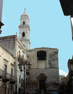 La Chiesa di San Domenico ad Andria | HiPuglia  http://www.hipuglia.com/2013/02/la-chiesa-di-san-domenico-ad-andria.html