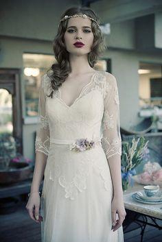 ארז עובדיה שמלות כלה 2014 - דגם Juliette