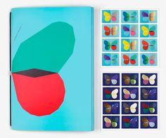 """Fanette Mellier """"Le Papillon imprimeur"""" (The Butterfly Printer), Éditions du livre, 2016"""
