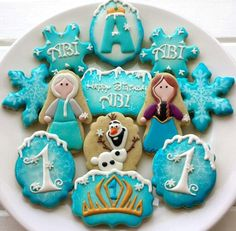 Cookiology :. Frozen