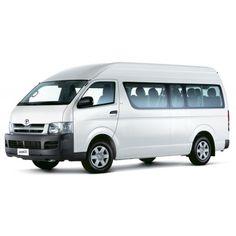 Toyota Hiace | 10 Passenger Van | Rental