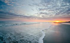Kiawah Island, South Carolina. small barrier island on the Atlantic coast can feel like it's a world away—