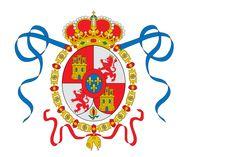 Bandera de la Armada Española de 1701 a 1785, Pabellón sencillo