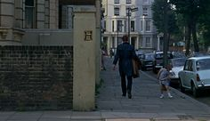 Performance (1970) , The House: The then-run-down row is actually the now-very-desirable Powis Square in Notting Hill, full of gleaming white town houses and a renovated park.