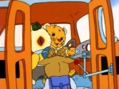 Video: The Busy World of Richard Scarry-Play it Safe - School Bus Safety Beginning Of The School Year, First Day Of School, Community Workers, Community Helpers, School Bus Safety, Safe Schools, School Videos, Educational Videos, Elementary Education
