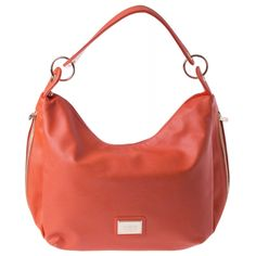 9c733dbb7e54 Akira Side Zip Slouch Bag in ORANGE  31020 - colette by colette hayman love  this
