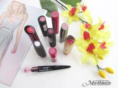 Deborah Milano Lipsticks Collection