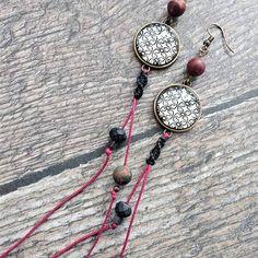 earrings #earringlover  #earringstagram  #earringfashion  #plexiproject  #earringsmacramè  #bordeaux  #longearrings  #alldayearrings  #fashionearrings  #bohoearrings  #giftideas  #giftideasforher  #instaearrings  #jewelsofinstagram  #jewelerydesign  #earringaddict  #earringsogood  #handmadestyle  #handmadeearrings  #handmadewithlove Boho Earrings, Fashion Earrings, Earrings Handmade, Plexus Products, Bordeaux, Jewelery, Handbags, Projects, Instagram