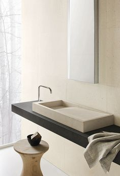 inkstone - steve leung - neutra, have this sink, it's even better up close.