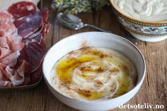 Norwegian Food, Norwegian Recipes, Hummus, Latte, Pudding, Ethnic Recipes, Desserts, Recipes, Tailgate Desserts