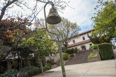 Mission San Luis Obispo de Tolosa: The Fifth California Mission - California Through My Lens Mission Report, California Missions, San Luis Obispo, Coast, Lens, Patio, Outdoor Decor, Chop Saw, Klance