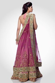 Flounced with style and intricate artistry is epitome of elegance forever.   Shop online at www.satyapaul.com and Join us on our facebook page at www.facebook.com/SatyaPaulIndia