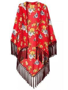 Kimono For Women Trendy Fashion Style Online Shopping Black Kimono Cardigan, Look Kimono, Kimono Outfit, Shirt Dress, Summer Fashion Trends, Trendy Fashion, Fashion Wear, Fashion Outfits, Boho Fashion