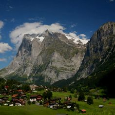 Grindelwald Switzerland