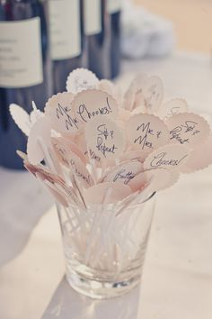 Elegant-real-weddings-lavender-peach-wedding-colors-customized-drink-stirs.full