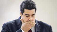 La foto de Maduro con la estelada de Cataluña que encendió la polémica