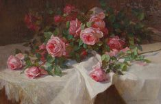 """""""Roses"""" by Alice Chittenden"""