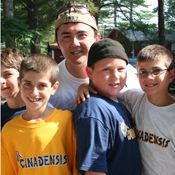 The Camp Spot is the official Camp Canadensis outfitter - you can find all  the camp