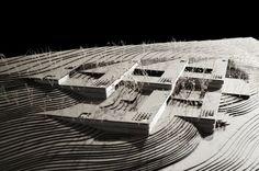 Architectural Model - Campus Corporativo de QualaMéx, MMX + Isaac Broid / México:
