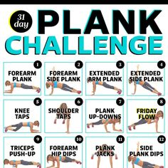 5/1 Plank Challenge: Forearm Plank (Low Plank) - Fitnessmagazine.com