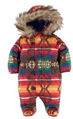 Ralph Lauren Baby....I need something like this in a toddler size for Connor!!!!!