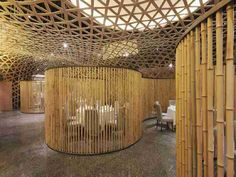 Restaurant Design Ideas small restaurant interior design ideas with bamboo wall murals Aesthetic Asian Restaurant Interior Design With Warm Circumstance Chinese Restaurant In Interior Room Designs Ideas