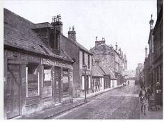 1932, shawwbridge st Pollockshaws