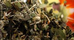 Stress-Buster Tea is a mix of herbs that aid the circulatory, immune, glandular, digestive, and respiratory system. Simplified, this combination of herbs relaxes the muscles, feeds the brain, and strengthens the body.