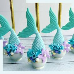 "132 Likes, 3 Comments - Twisted Cakes Suriname (@twisted_cakes_south_america) on Instagram: ""Omg the cutest cakepops @Regrann from @cakebakeoffng - Swoon!!! PRETTY Mermaid tail Cake Pops…"""