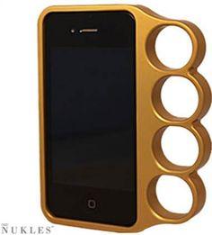 Capinha de Iphone pra lá de inusitada!