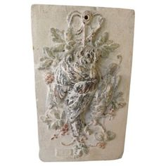 Check out this item at One Kings Lane! French Plaster Game Hunt Trophy